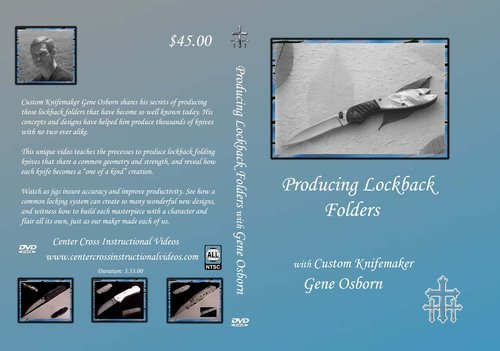 Producing Lockback Folders