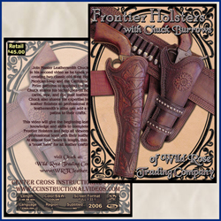 Frontier Holsters with Chuck Burrows 2 Disc Set