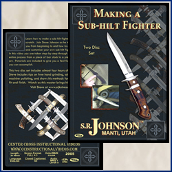 Making a Sub Hilt Fighter with Steven R. Johnson