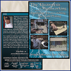 The Electrolysis of Metalworking with Bob Warner