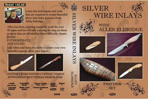 Silver Wire Inlays With Allen Eldridge 2 Disc Set